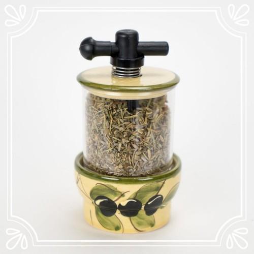 Mediterranean Dry Herb Mill